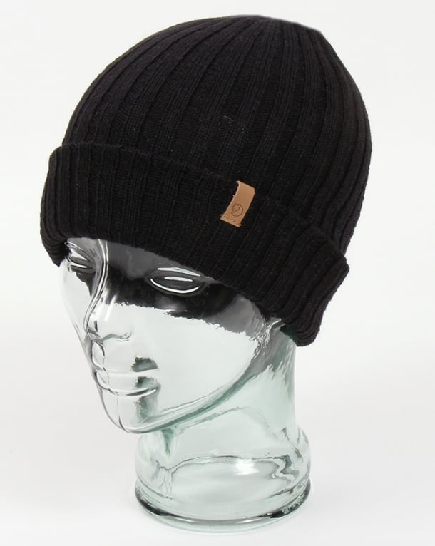Fjallraven Byron Hat Thin Black - Hats And Caps from 80s Casual ... b1e1175fbc9