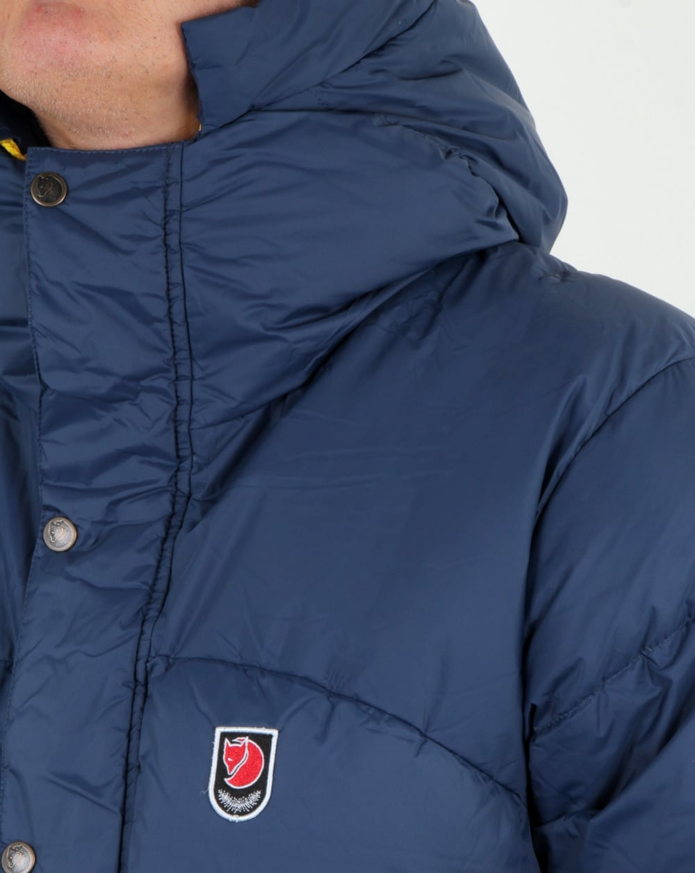 Fjallraven Jacket Coat Expedition Navy Down Quilted Lite f7fFq