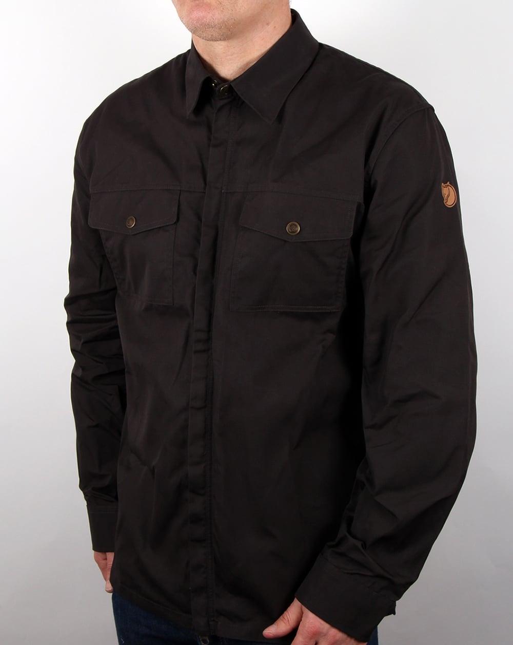 the latest 5bd5d 570f8 Fjallraven G-1000 Shirt Dark Grey