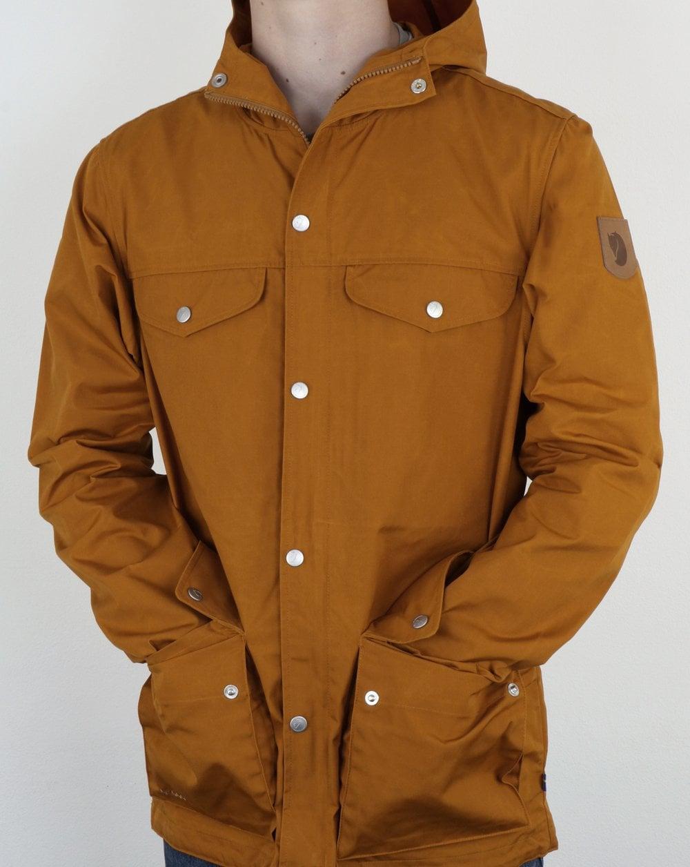 buy online 73c45 49349 Fjallraven Greenland Jacket Acorn