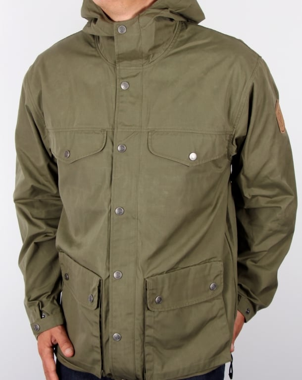Fjallraven Greenland Jacket Green