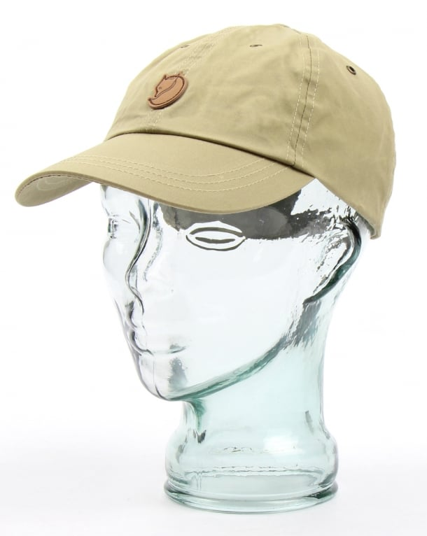 Fjallraven Helags Cap Light Khaki