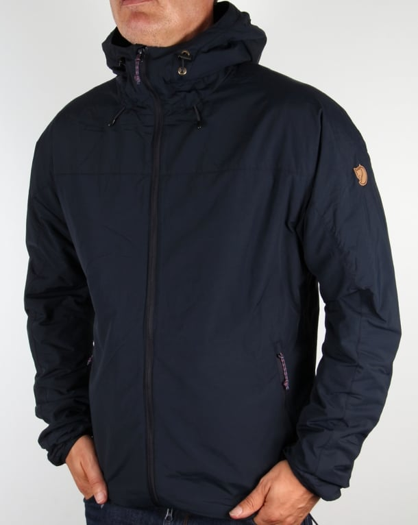 Fjallraven High Coast Padded Jacket Navy