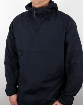 Fjallraven High Coast Wind Anorak Navy