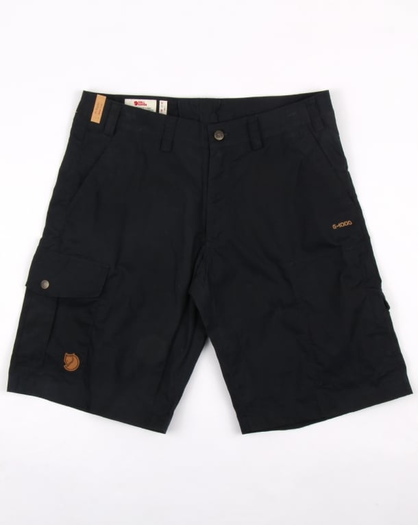 Fjallraven Karl Shorts Dark Navy