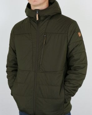 Fjallraven Keb Padded Jacket Deep Forest