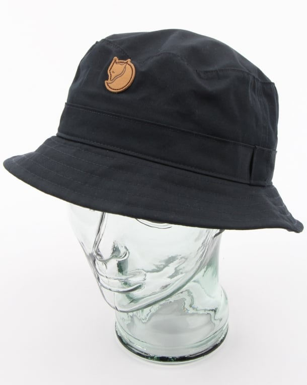 Fjallraven Kiruna Hat Dark Navy