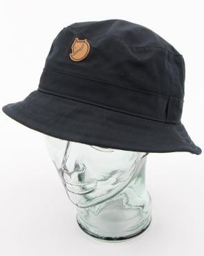 Fjallraven Kiruna Hat Dark Navy