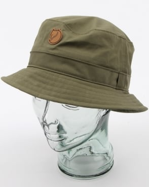 Fjallraven Kiruna Hat Green