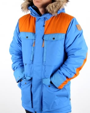 Fjallraven Polar Guide Parka Un Blue