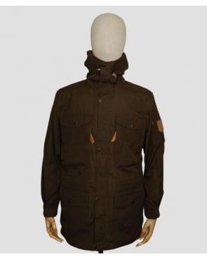 Fjallraven Sarek Trekking Jacket Dark Olive