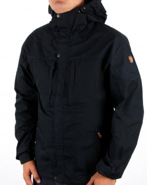 Fjallraven Skogso Jacket Dark Navy