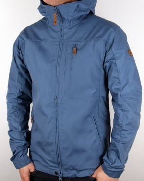 Fjallraven Sten Jacket Blue Ridge