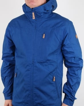 Fjallraven Sten Jacket Deep Blue