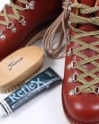 Fracap M120 Scarponcini Leather Boots Arabian Brown