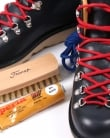 Fracap Scarponcini Leather Boots Navy