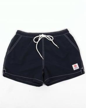 Franklin And Marshall Beach Shorts Navy