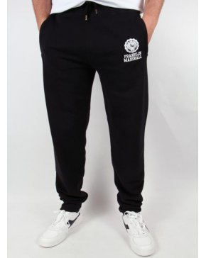 Franklin And Marshall Fleece Tracksuit Bottoms Black