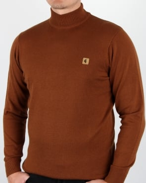 Gabicci Vintage Duke Jumper Tan