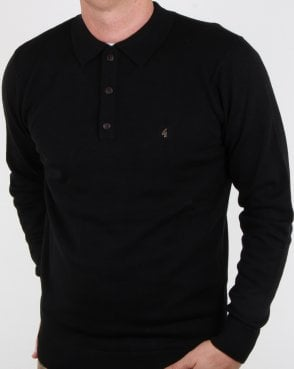 Gabicci Vintage Francesco Polo Black