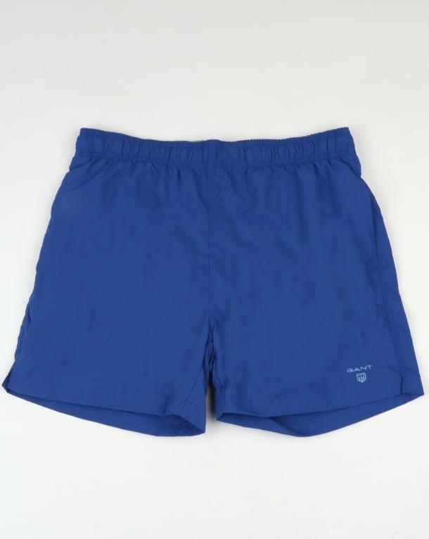 Gant Basic Swim Shorts Yale Blue