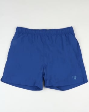 Gant Basic Swim Shorts Yale Blue