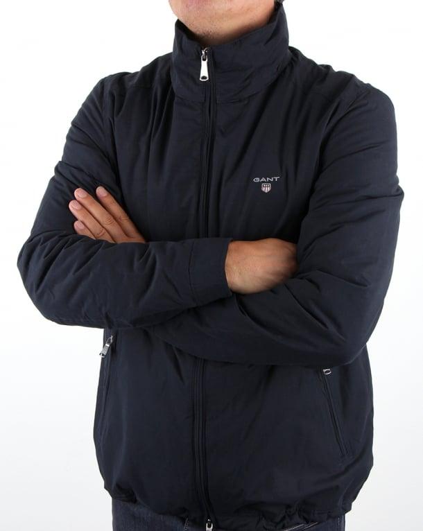Gant lined Jacket Navy