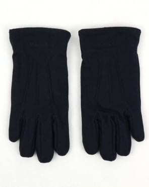Gant Melton Gloves Navy