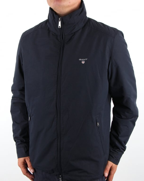 Gant Midlength Jacket Navy