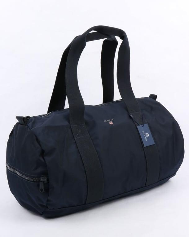 Gant Original Barrel Travel Bag Marine
