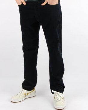 Gant Regular Cord Jeans Navy