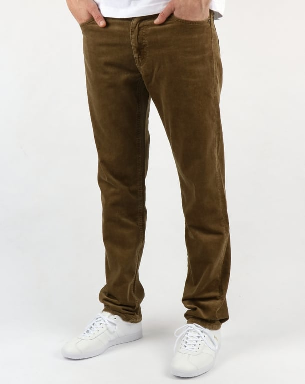 Gant Regular Cord Noisette Tan