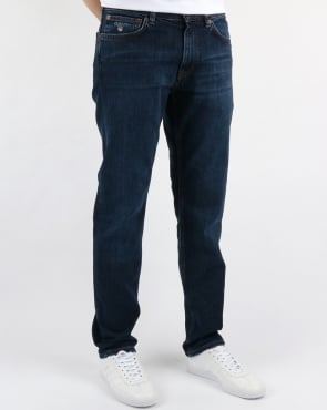 Gant Regular Jeans Dark Blue Worn In