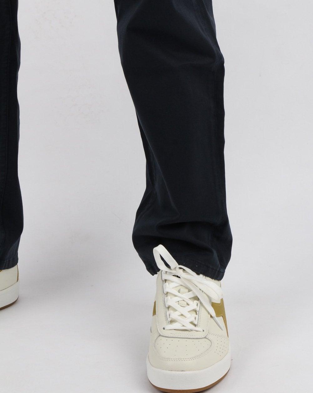 första titt handla bästsäljare detaljerad look Gant, Regular, Desert, Jeans, Navy | 80s casual classics