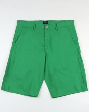 Gant Relaxed Summer Shorts Jelly Green