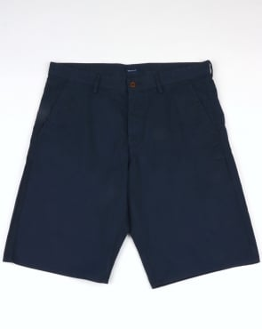 Gant Relaxed Summer Shorts Shadow Blue