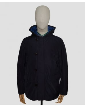 Gant Rugger Lightweight Parka Navy
