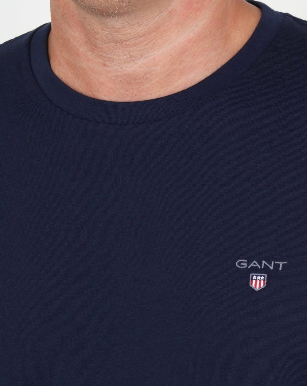Blue Gant Men/'s Mobilize Sweatshirt
