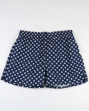 Gant Stars Swim Shorts Navy
