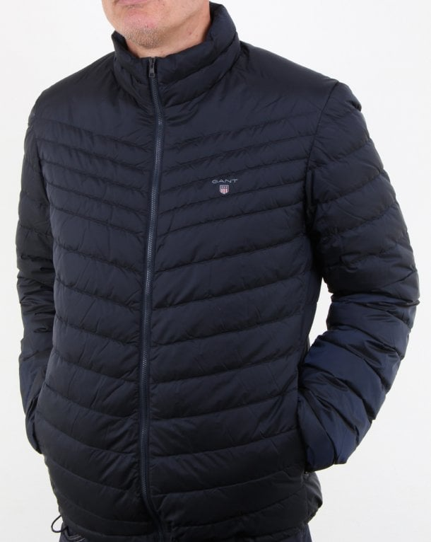 Gant The Airlight Down Jacket Navy