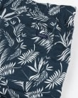 Gant Thin Leaves Swim Shorts Navy
