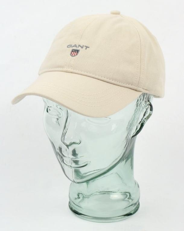 Gant Gant Twill Cap Putty 7283fe9901a9