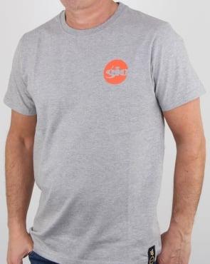 Gio-goi Circular Gio T Shirt Grey