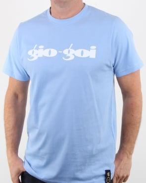 Gio-goi Classic 88 T Shirt Sky Blue