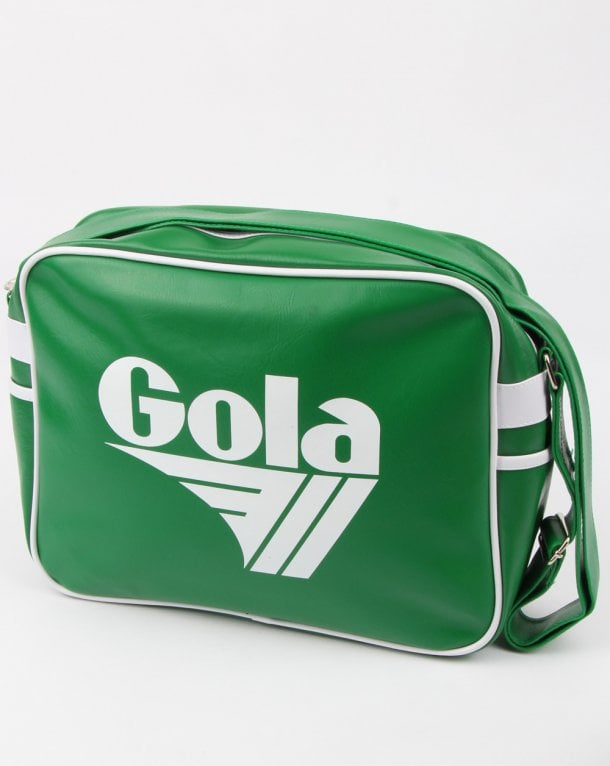 Gola Redford Shoulder Bag Apple/white