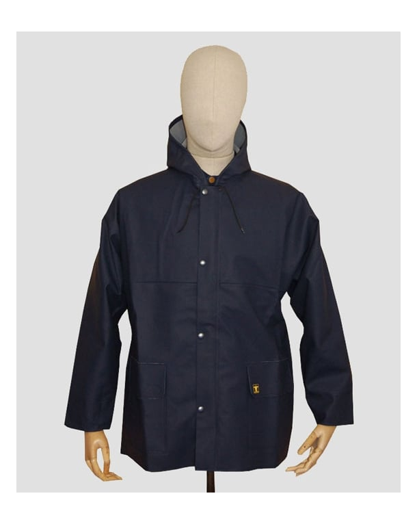 Guy Cotten Derby Jacket Navy