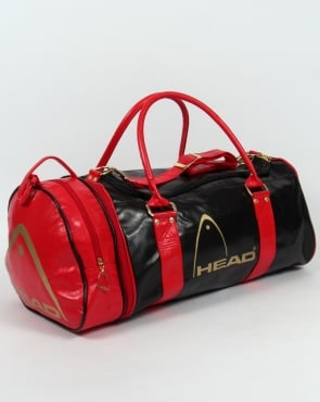 Head Monte Carlo Holdall Black/Red/Gold