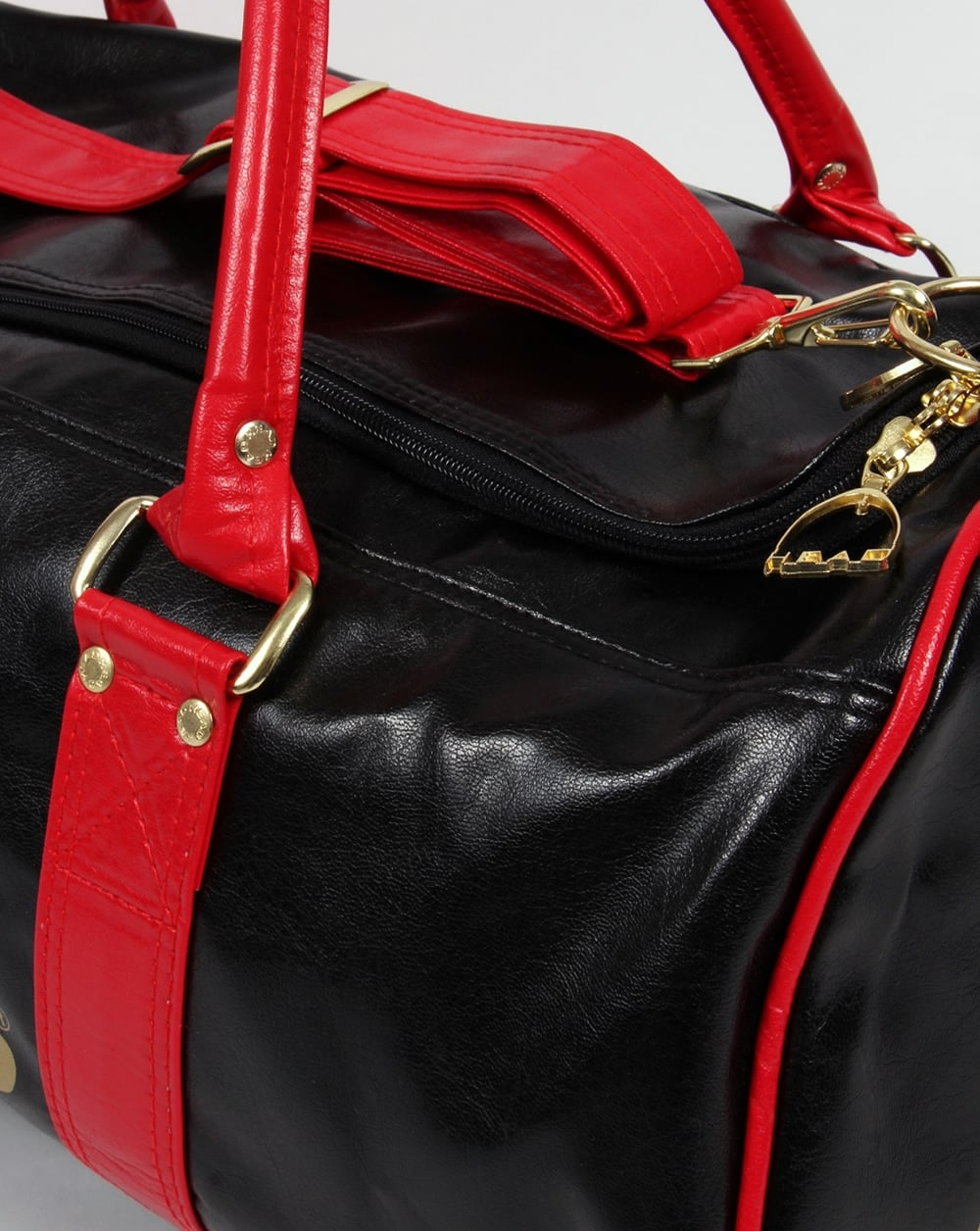 Head Monte Carlo Holdall Black Red Goldbagretroclassic 70 Gold