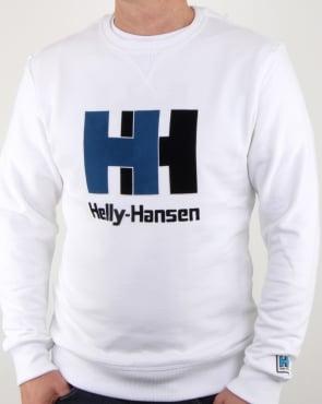 Helly Hansen HH Crew Sweat White