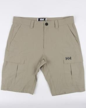 Helly Hansen Hh Qd Combat Cargo Shorts Stone